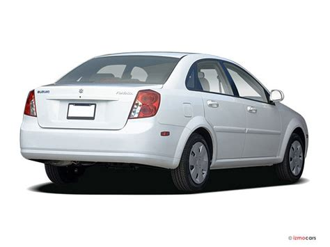 2007 Suzuki Forenza Reliability 2007 Suzuki Forenza Prices Reviews And Pictures U S