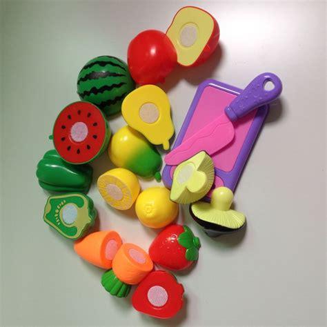 cuisine plastique jouet achetez en gros en plastique l 233 gumes en ligne 224 des