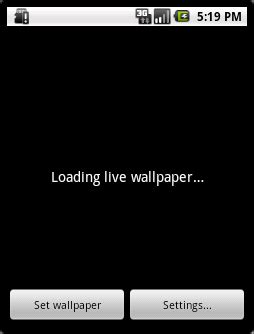 live wallpaper android java android 2 1の新機能 live wallpaper で作る 美しく燃える 待ち受け 3 3