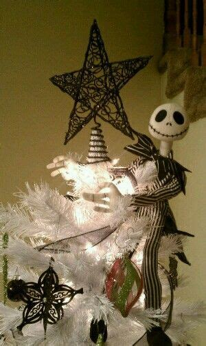 nightmare before christmas tree topper tree topper nbc everything tim burton trees and tree toppers