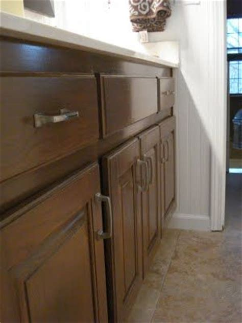 how to restain cabinets lighter pinterest the world s catalog of ideas