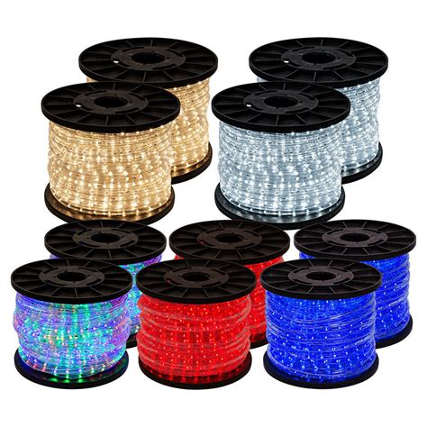 boat lights for home 300ft led rope light 2 wire home in outdoor garden
