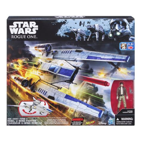 Hasbro Rogue One Rebel X Wing Fighter new wars rogue one toys revealed