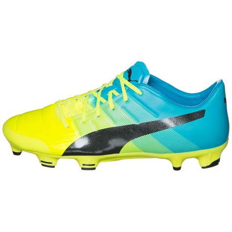 football shoes evopower 2 3 fg mens football boots safety yellow