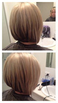 blond bob with dark underneath concave bob rebecca b my work pinterest bobs