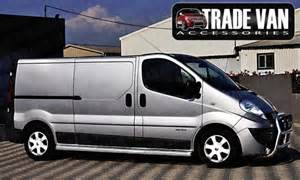 Renault Trafic Styling Renault Trafic Side Bars Stainless Steel 76mm Viper