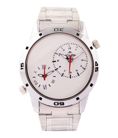 acura watches acura white analog wrist price in india buy acura