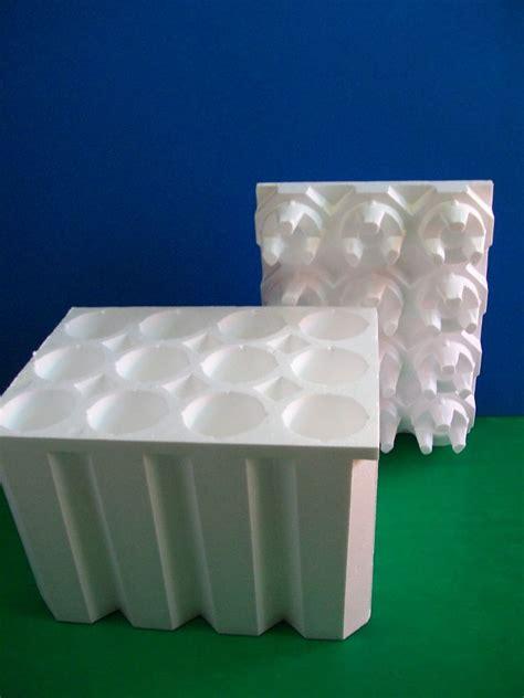 scatole di polistirolo per alimenti contenitori in polistirolo per bottiglie pompa depressione