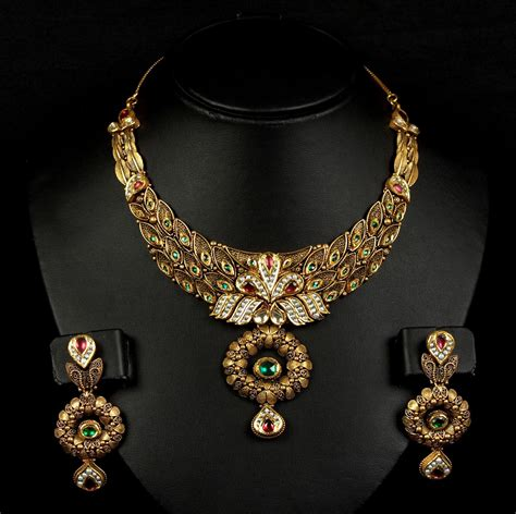 gold jewellry wallpaper gold designer necklace wallpapers pictures find best