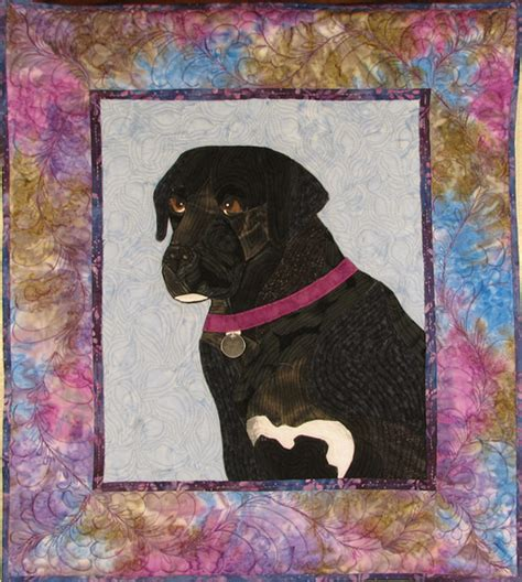 Boxer Quilt Pattern - animal quilts heaven s quilts
