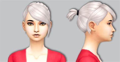 my sims 4 blog hair my sims 4 blog rowan hair recolors by missbunnygummy