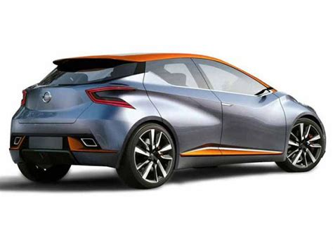 New Nissan Micra 2018 by Nissan Micra Usa Of 2018 Autocarpers