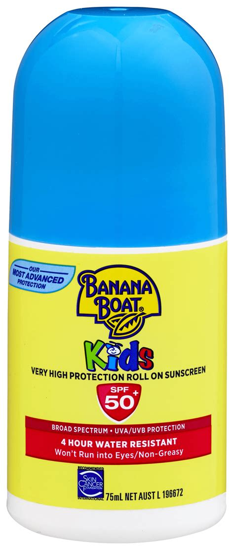 banana boat sensitive ingredients banana boat everyday sensitive tube banana boat australia