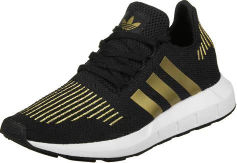 Adidas Free Run Lokal Size 37 40 adidas run w shoes black gold