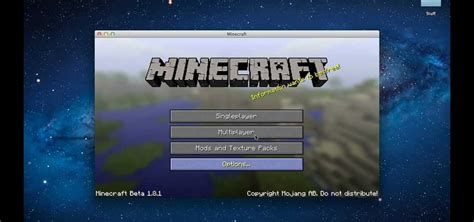 full version of minecraft on mac how to install a texture pack in minecraft 1 8 using a mac