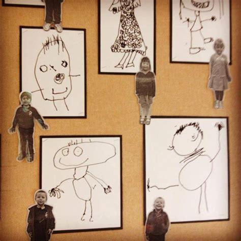 Monochromatic Self Portrait Template Reggio And Documentation Katemariagolding