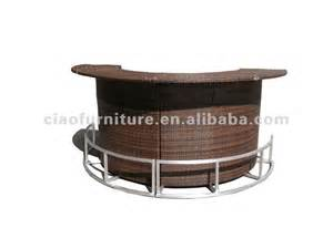 U Shaped Bar Table 2014 Outdoor Rattan U Shape Bar Table Buy U Shape Bar Table High Bar Table Bar Table