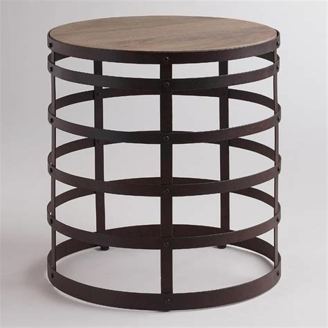 market end table worley end table market