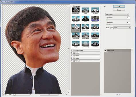 tutorial gambar karikatur photoshop tutorial cara membuat karikatur dengan photoshop cs3