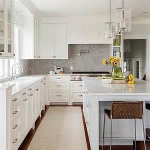 gray glass kitchen backsplash tiles transitional kitchen