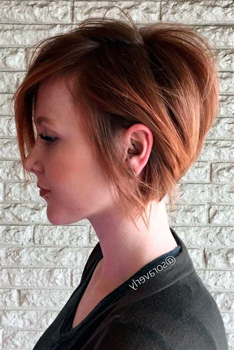bobbed hairstyles with hight 40 fantastic stacked bob haircut ideas cabelo curto