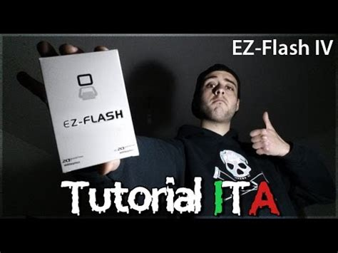 tutorial ez flash iv ez flash iv unboxing tutorial italiano youtube