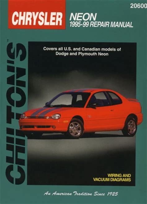 online car repair manuals free 1995 plymouth neon instrument cluster all dodge neon parts price compare