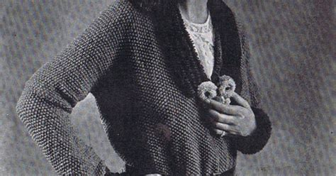 vintage knitting patterns 1920s free vintage 1920s knitting and crochet pattern book you