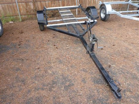 used boat trailers used drift boat trailer for sale koffler boats