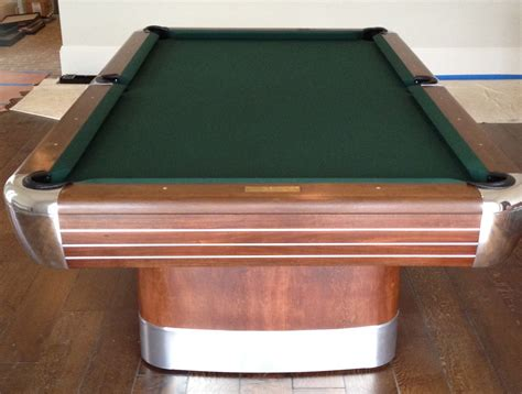 Brunswick Centennial Pool Table by Antique Pool Tables For Sale Nashville Tn Nashville