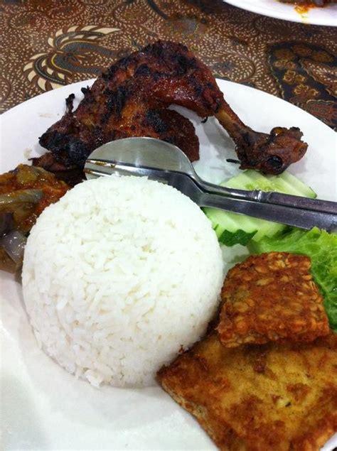 tempat makan sedap  malaysia ayam bakar wong solo kl