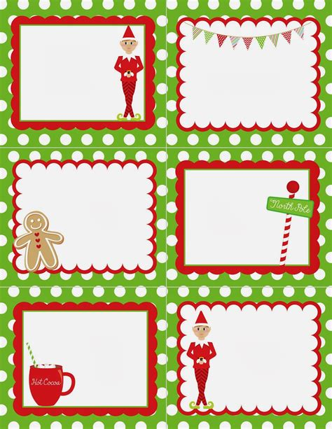 printable elf borders elf on the shelf border new calendar template site