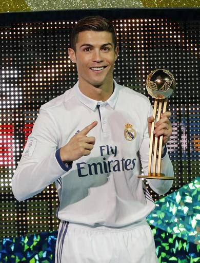 ronaldo hat trick leads real madrid  club world cup title