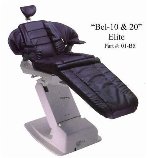 stuhl 20er belmont dental chair model quot bel 20 quot and bel 10