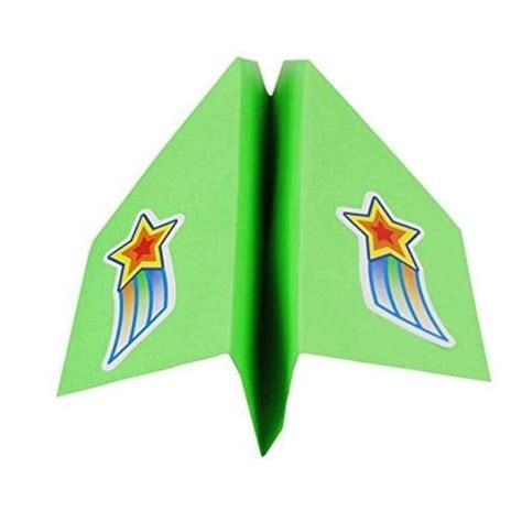 Fold And Fly Paper Airplanes - fold n fly paper airplanes kit amazin top