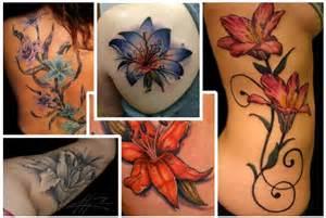 pretty lily tattoo ideas best tattoo 2016
