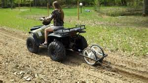 Atv Corn Planter by G2 Seeder Atv Planter For Corn Soybeans Great For Food
