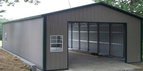2 Car Garage Apartment Plans by Catapult Steel Buildings Metal Buildings Metal Barns