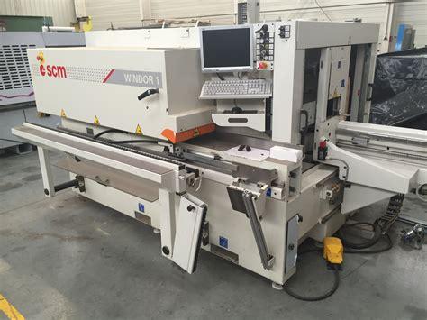 scm windor  wood cnc machining centre exapro