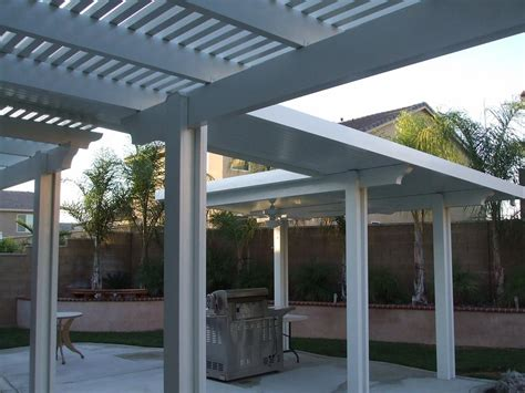alumawood patio covers riverside ca   28 images   alumawood lattice patio cover amerimax