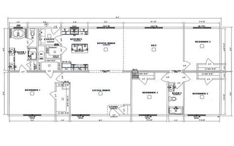 excalibur suite floor plan the excalibur floor plan large custom modular ranch home