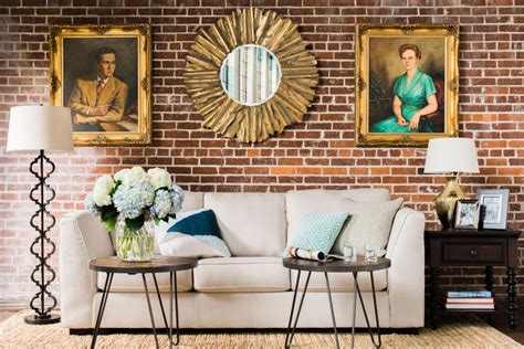 10 ways to fill the space above your sofa 12 vintage inspired sofas 1500 hgtv s decorating
