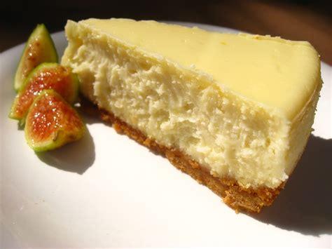 goat cheese cheesecake 52 weeks of baking lemon goat cheese cheesecake popsugar food
