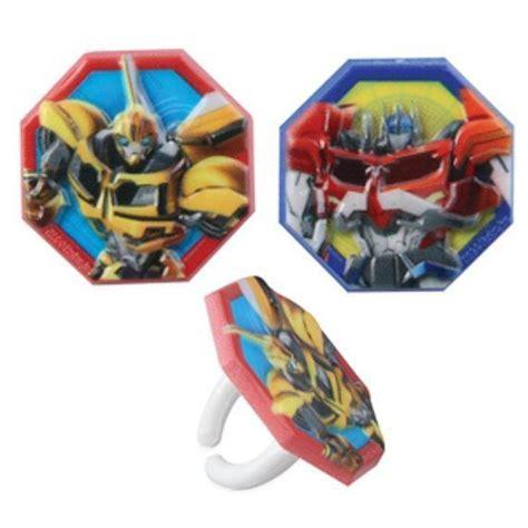 Cupcake Toppers Karakter Tema Bumblebee Transformers 8 best transformers images on transformer birthday transformers birthday