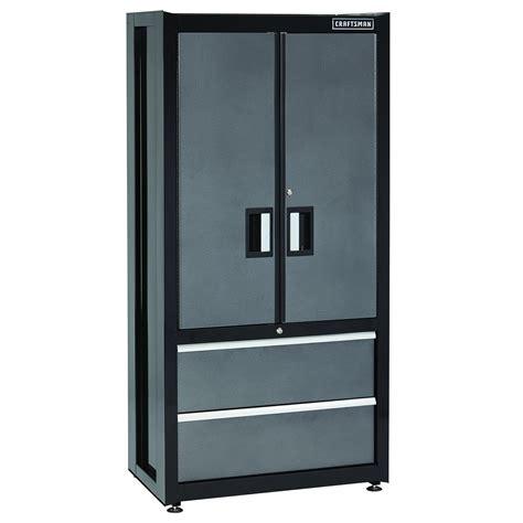 craftsman premium heavy duty floor cabinet trio shop