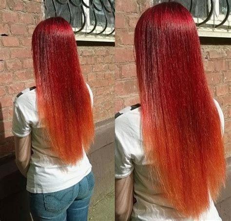 najbolje farbe crvene prekrasne crvene jesenske boje frizure hr