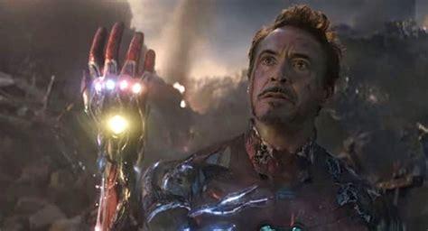avengers endgame tony stark death tony stark