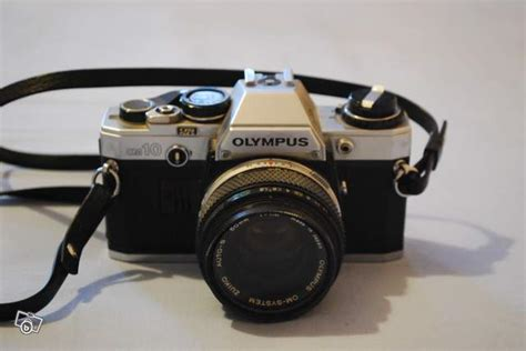 olympus om10 ancien appareil photo argentique olympus om10 collection