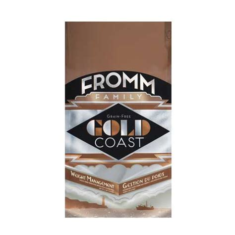 fromm grain free food fromm grain free weight management gold coast lads pet supplies