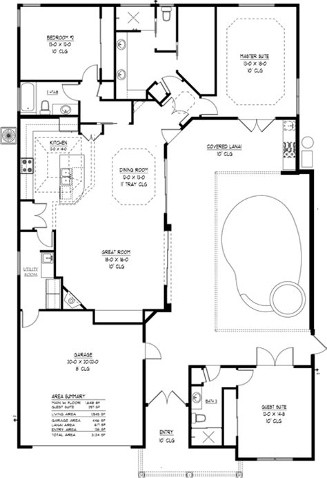 Team Gainesville Indoor Outdoor Living In A Courtyard House Plans With Indooroutdoor Pool
